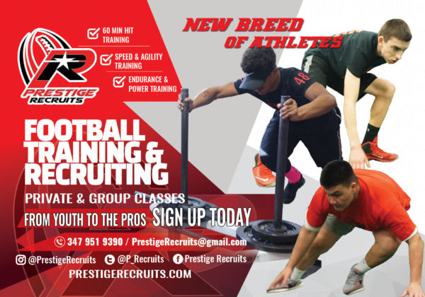 Prestige FOOTBALL Training crop