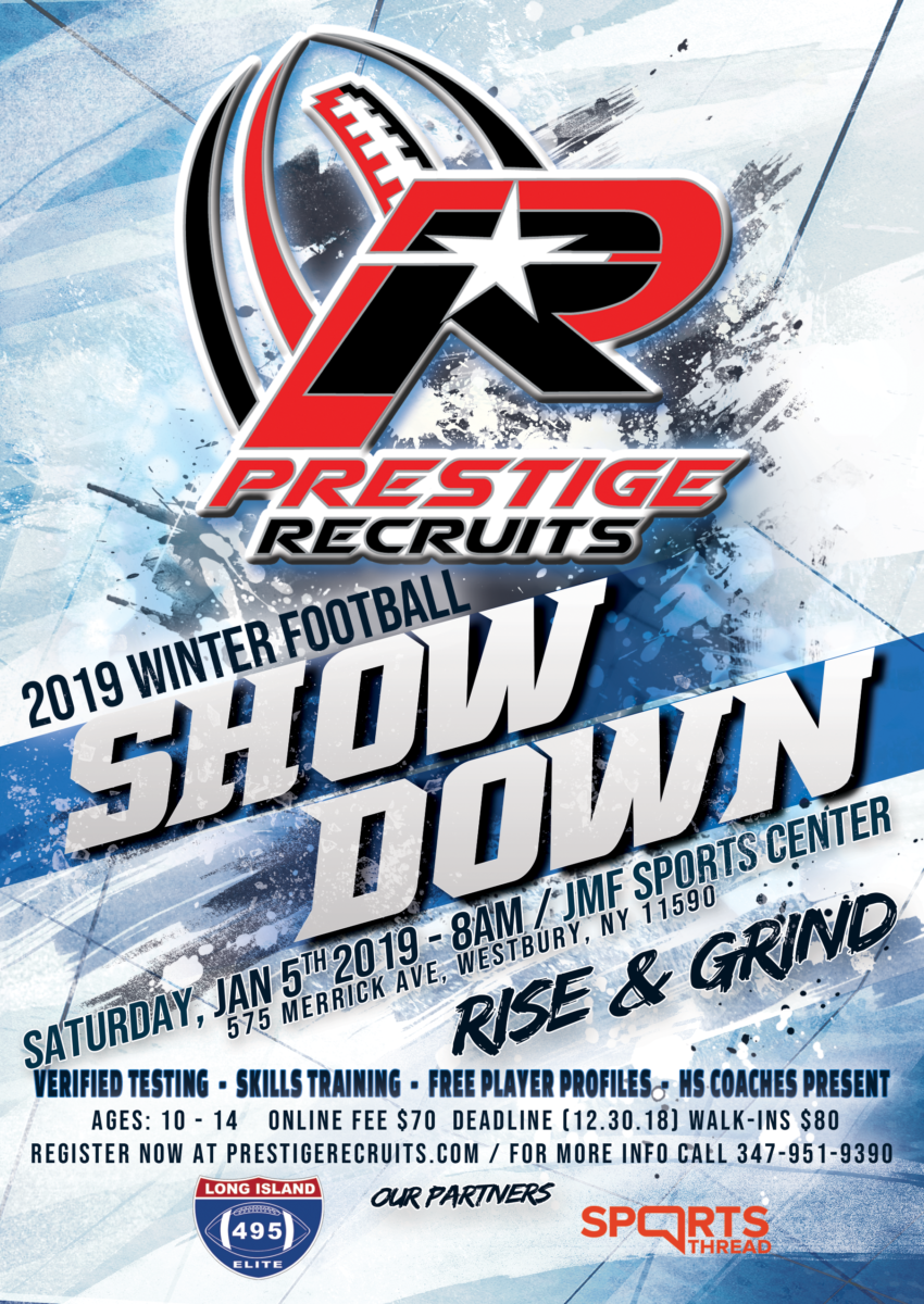 2019 Winter Showdown
